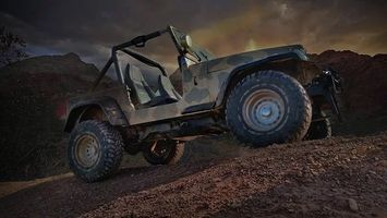 Off Road Buggy - 46840 types