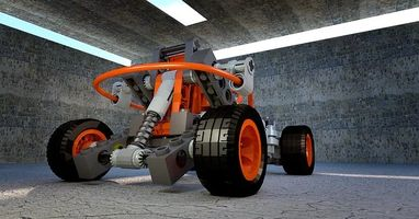 Off Road Buggy - 10167 species