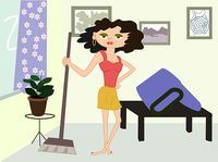 Regular Domestic Cleaning London - 98632 selections